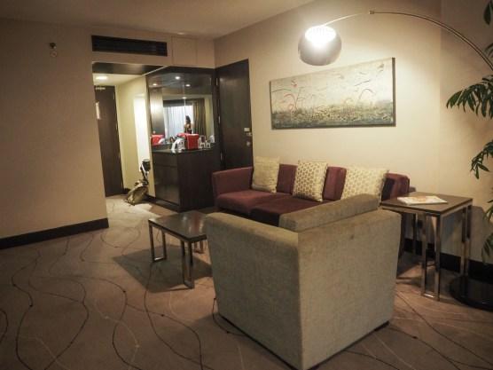 Hotel Jen Suite