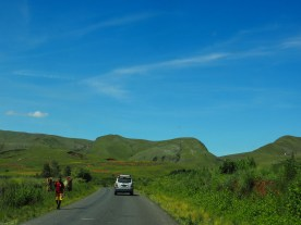 Unterwegs nach Morondava