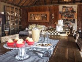 Haina Kalahari Lodge, Botswana