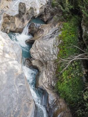 Flimser Wasserweg, Graubünden