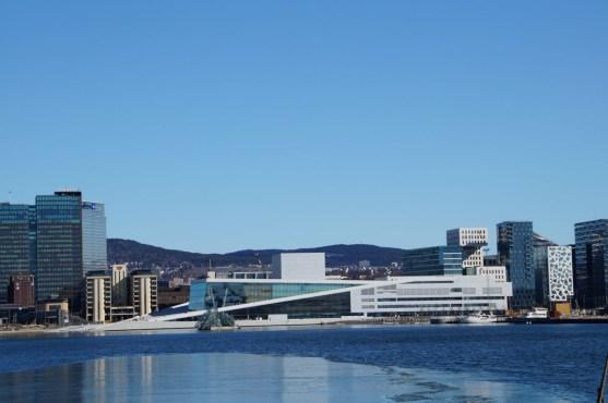Oper, Oslo, Norwegen