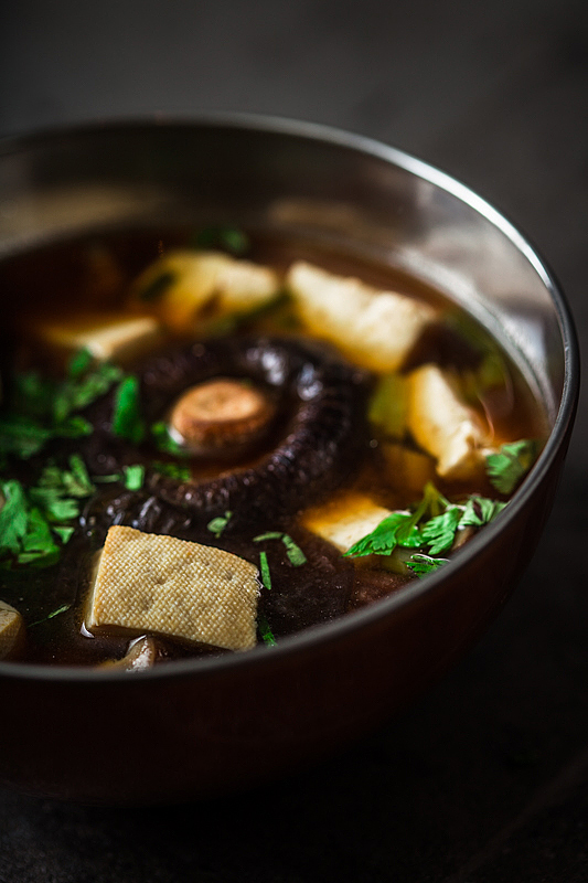 Basic Recipe for Miso Soup