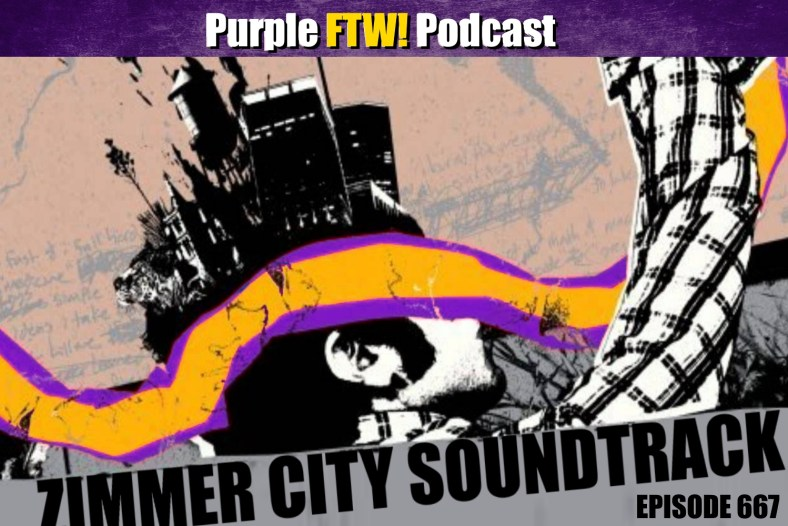 紫色ftw!播客:Vikings-Packers Recap  -  Zimmer City Soundtrack(EP。667)