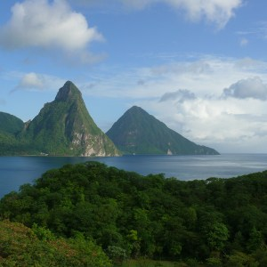 St. Lucia liming