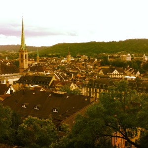 5 Reasons why Zurich is the centre of the universe
