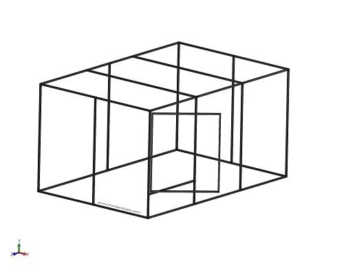 Catio 8 x 12 x 72 Web R1