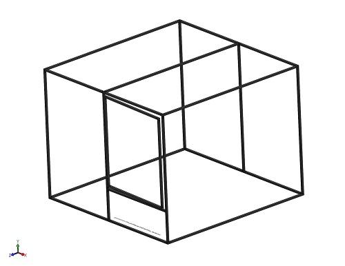 Catio 8 x 8 x 72 Web R1