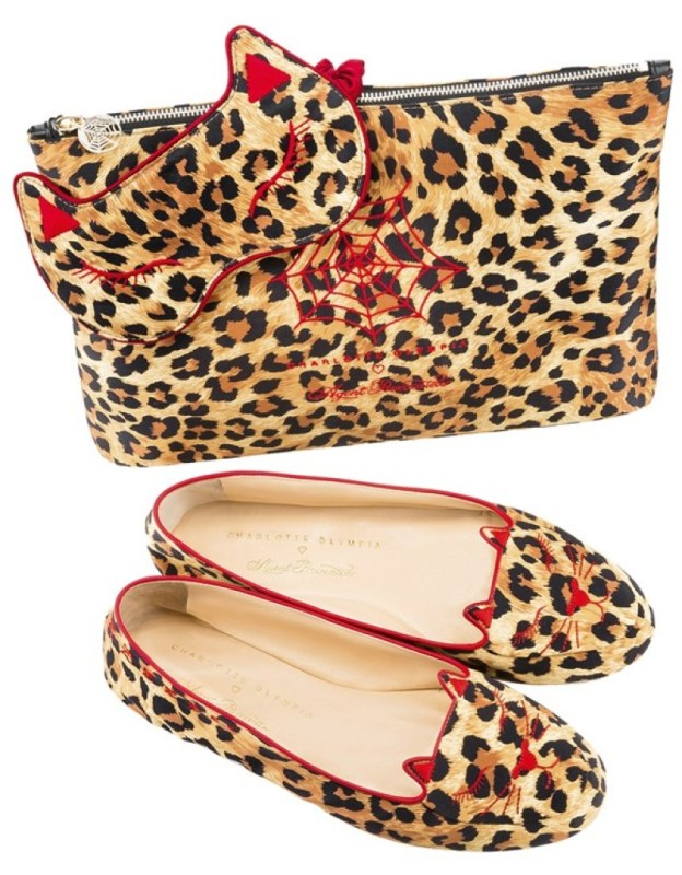 Charlotte Olympia Teams Up With Agent Provocateur To ...