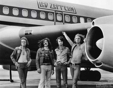 Led Zeppelin & Jones, John Paul & Bonham, John & Page, Jimmy & P