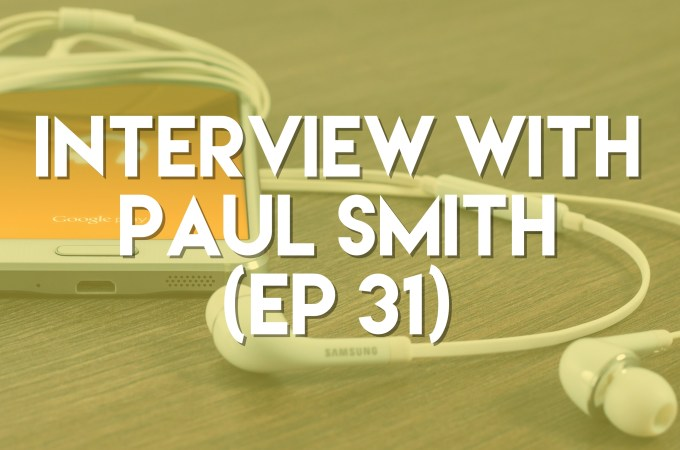 Interview with Paul Smith - Author of Sell with a Story