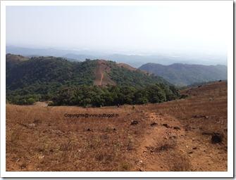 kodachadri hilltop