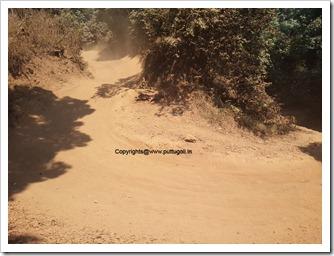 kodachadri jeep road