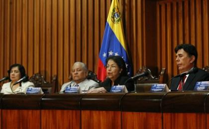 11 magistrados principales del TSJ han solicitado su jubilación