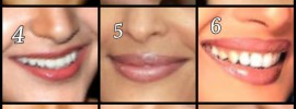 Guess bollywood heroines from smile puzzle