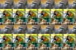 Animal Wallpaper Stereogram