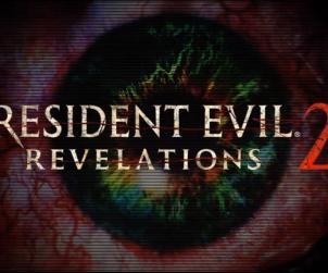 Resident Evil Revelations 2 Logo du jeu