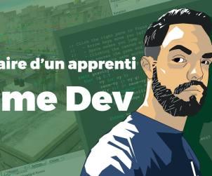 Itinéraire d'un apprenti game dev, développement jeux vidéo indépendant construct 2 spriter pro