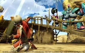 Dragon Quest Heroes II : comparo PS4 vs PS3 vs…