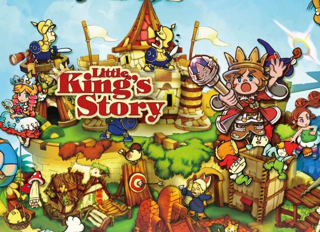 Little king's story 1