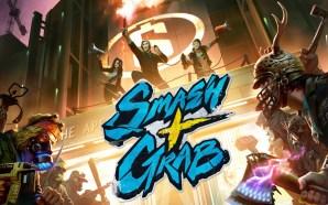 Smash + Grab : le nouveau jeu des papas de…