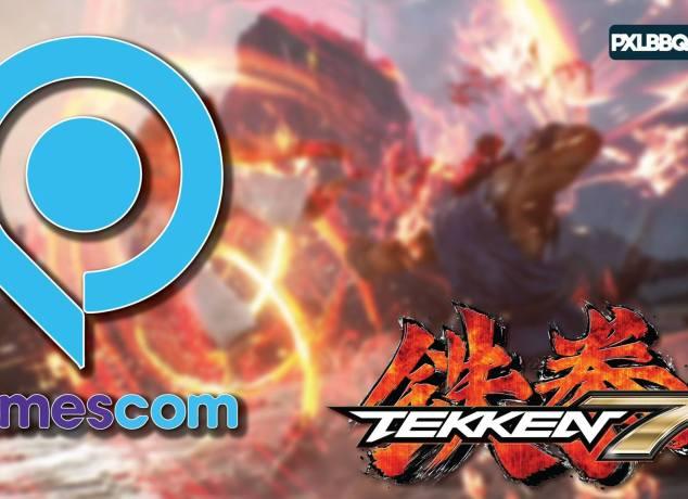 Tekken 7 gamescom