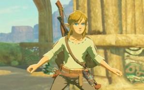 Zelda Breath of the Wild : 40 mn de gameplay…