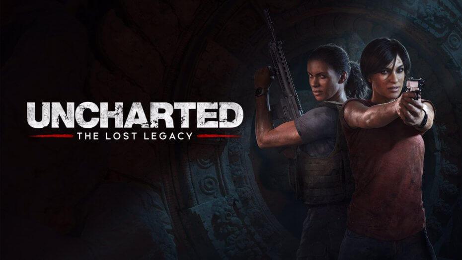 Le jeu Uncharted The Lost Legacy annoncé sur PS4