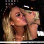 Lindsay Lohan Samantha Ronson Lesbian Kiss Picture 4