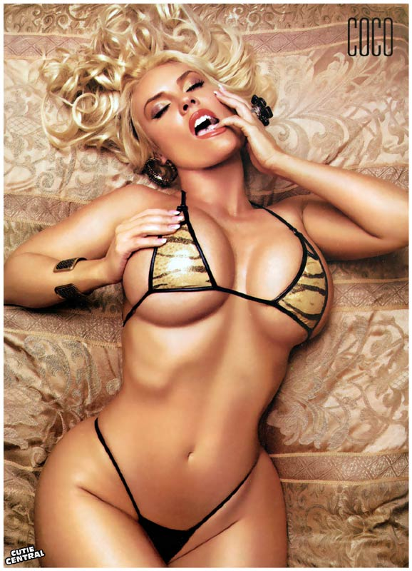 Nicole Coco Austin Perfect Body