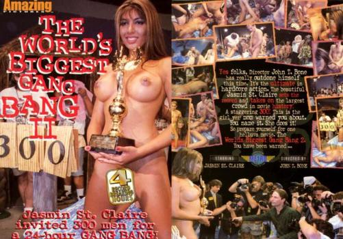 Jasmin St. Claire World's Biggest Gangbang 2