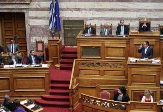 Βουλή, Ολομέλεια: Συνέχιση της συζήτησης και ψήφιση του σχεδίου νόμου του Υπουργού Επικρατείας «Επιτελικό Κράτος: Οργάνωση, λειτουργία και διαφάνεια της Κυβέρνησης, των Κυβερνητικών Οργάνων και της Κεντρικής Δημόσιας Διοίκησης», στην Αθήνα, στις 6 Αυγούστου, 2019