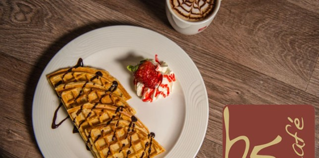 B5 Cafe Opens in Mangaf
