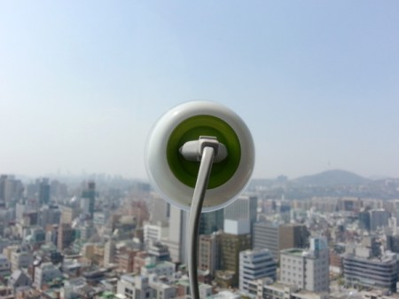 Window Socket: Solar-Powered Plug Sticks To Window