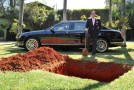 Businessman Wants To Bury His New Bentley