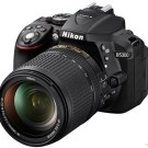 Nikon D5300 Is The Company's First DSLR With Built-in Wi-Fi
