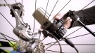 Music Made with Bicycle Parts