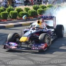 Infiniti Red Bull Racing Formula One Show Run in Kuwait