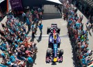 Red Bull Racing Formula One Show in Kuwait