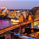 Tiny Sydney: Beautiful Tilt-shift Video