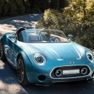 The Mini Superleggera Concept