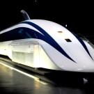 Japanese Levitating Maglev Train Reaches 500km/h