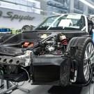 Look inside Porsche 918 Spyder Plant Assembly Line