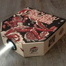 Pizza Hut Box Turns Your Smartphone Into A Projector