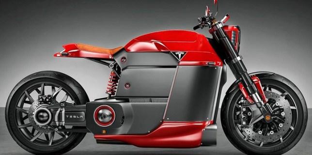 Tesla Model M Concept Bike 3