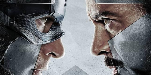 2016 Captain America Civil War Trailer