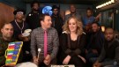 "Adele Performs ""Hello"" with Classroom Instruments"