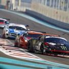 Gulf 12 Hours Motor Racing at Yas Marina Circuit