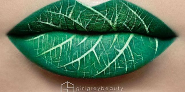Lip Art Makeup