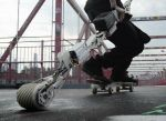 KickStick: A Portable Motorized Wheel On a Stick