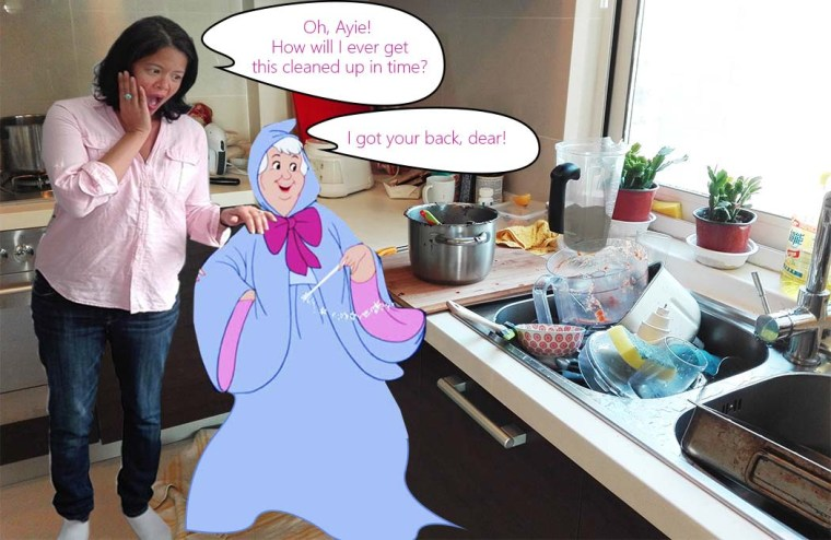 Fairy Godmother Ayie in China1